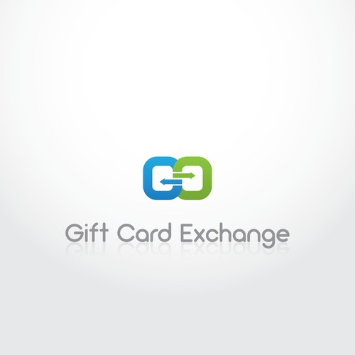 Cift Card Exchange Logo Design Concept