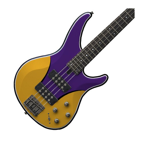 Design Bass For Painting