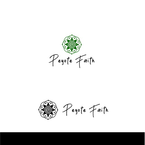 Peyote Faith logo