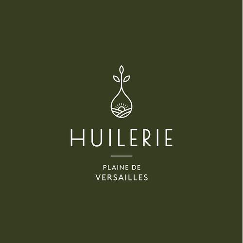 Proposition de logo pour une huilerie