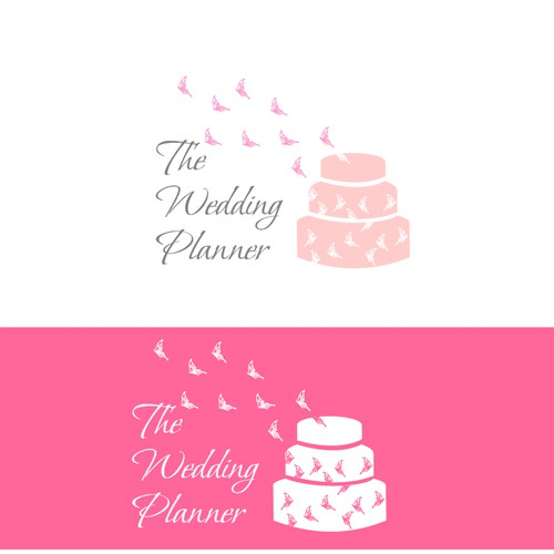 Create a logo with an interesting mix of subjects: bride/wedding & budget.