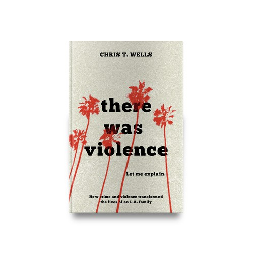 "Book cover for ""There Was Violence"""