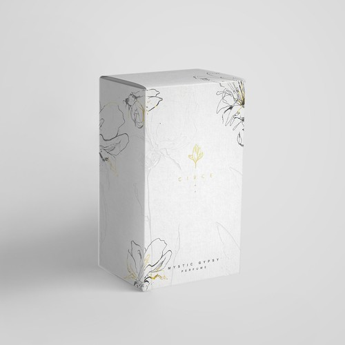 Packaging for luxury perfume