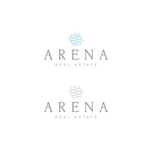 Arena Real Estate Logo