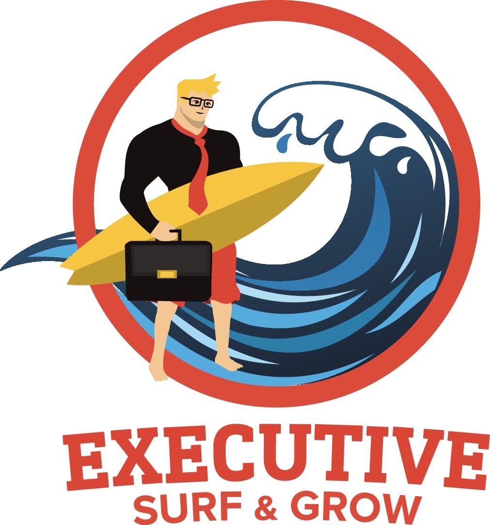 Logo For Executive Surf Camp