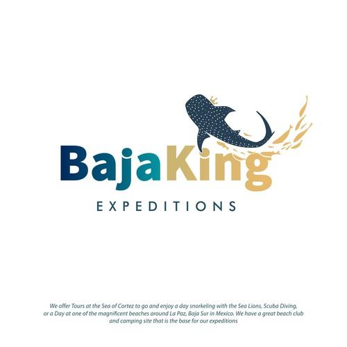 Logo for Sea Expedition at the Sea of Cortez, La Paz, Baja Sur in Mexico