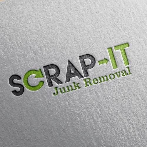 Logo for a Watse removal company