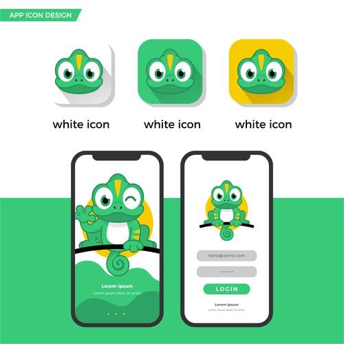 Incognito - Logo app design