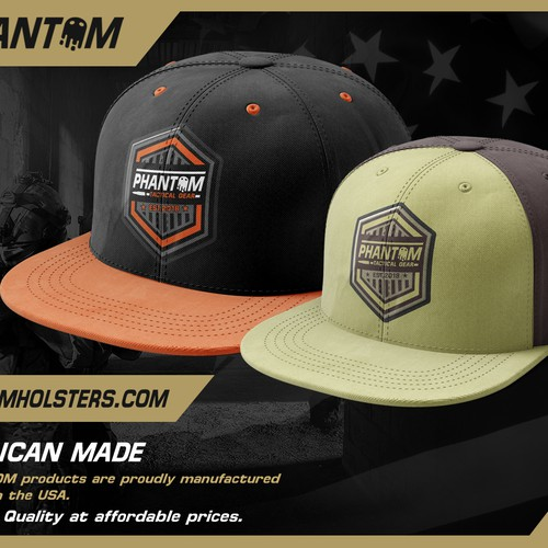 Phantom tactical cap