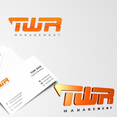 TWR needs a new logo