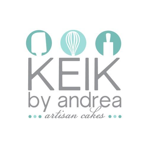 Logo for a Cake Baker