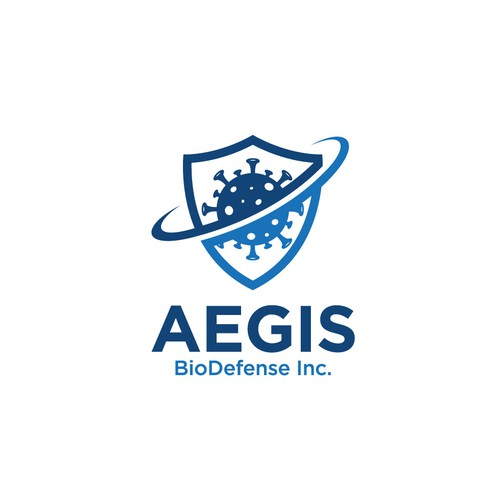 Logo concept for Aegis