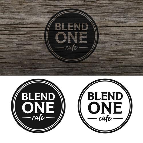 Blend One Cafe (Option #1)