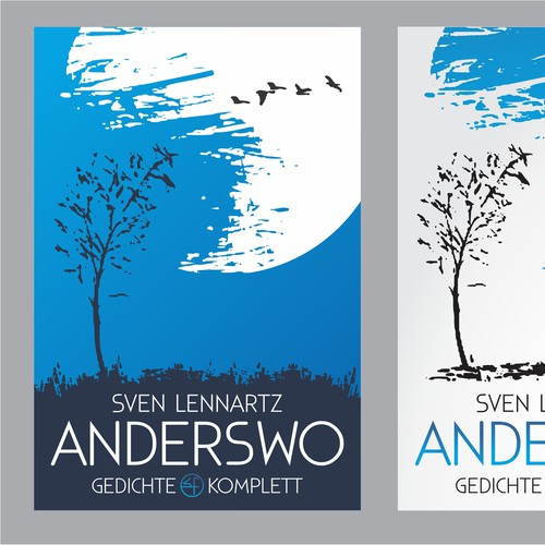 Book cover design for ANDERSWO