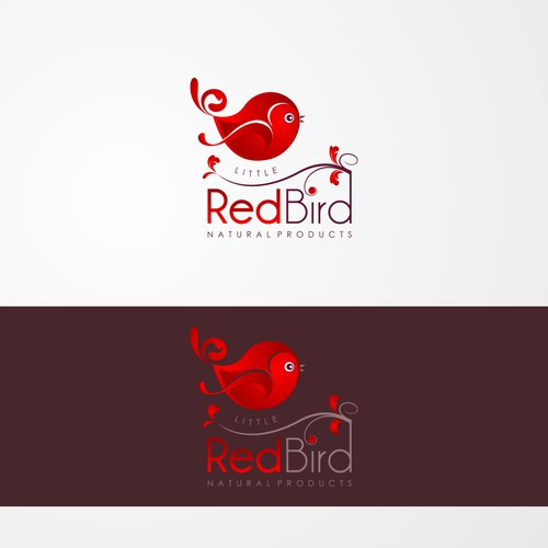 Create the next logo for Little Red Bird