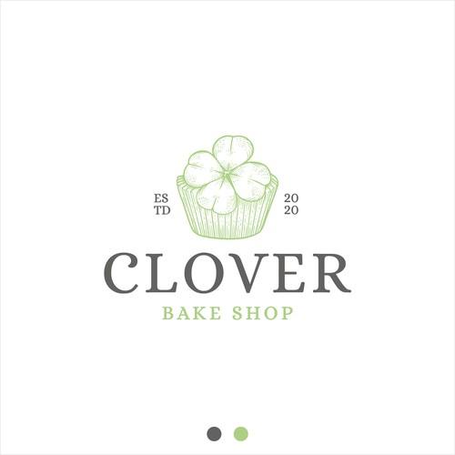 Logo for Clover Bake Shop