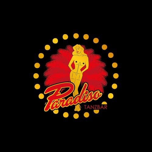 Logo for Burlesque Club