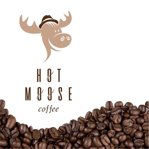 Hot Moose Coffee