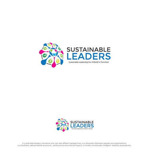 Logo Sustainable Leaders