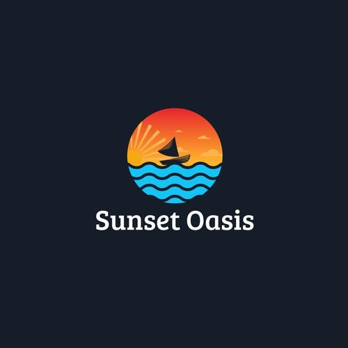 Sunset Oasis