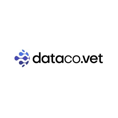 Dataco.vet Logo Design