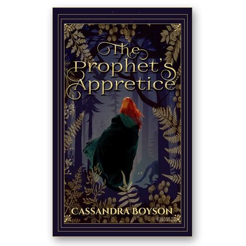 YA paranormal fantasy book cover