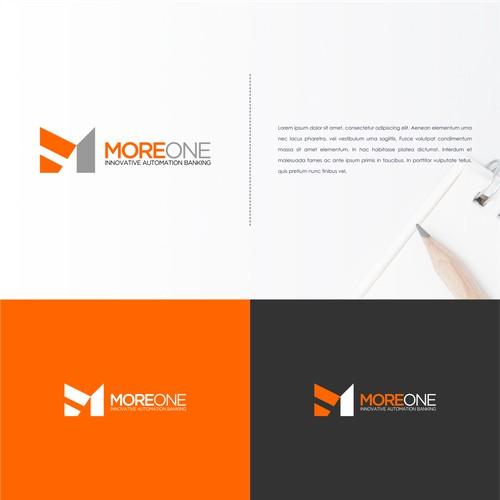MoreOne Concept Logo