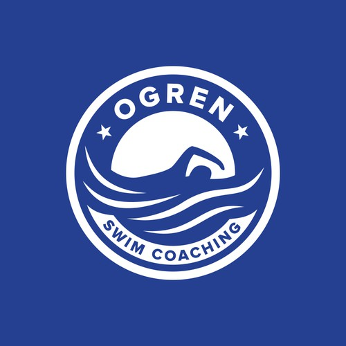 Logo for Swim Coach
