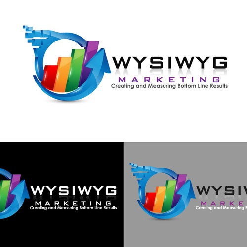1st Time Company Logo Design Project for Website, SEO Company