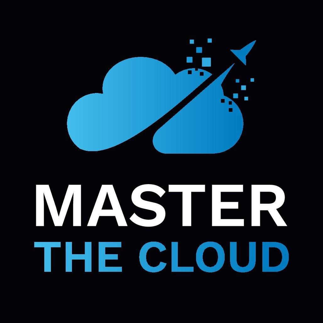 Design a modern professional logo for a cloud based training company.