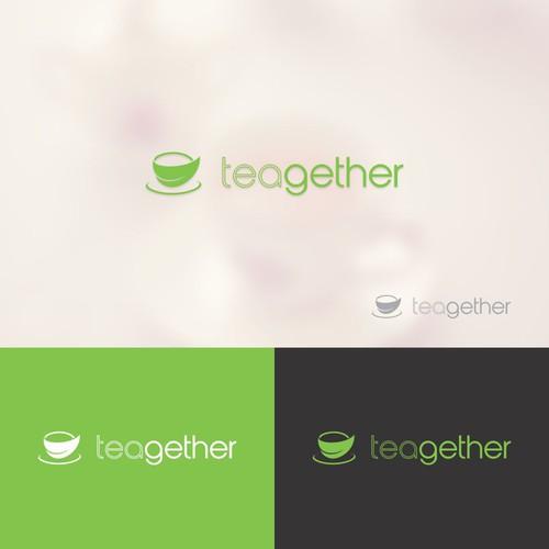 Teargether的决赛徽标设计
