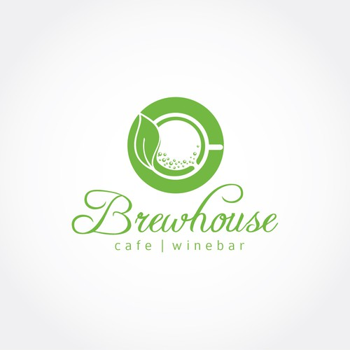 Help Brewhouse Cafe/Winebar  with a new logo