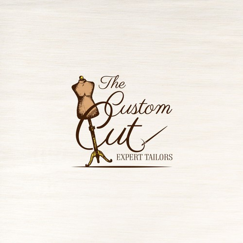 Logo for the Tailor.