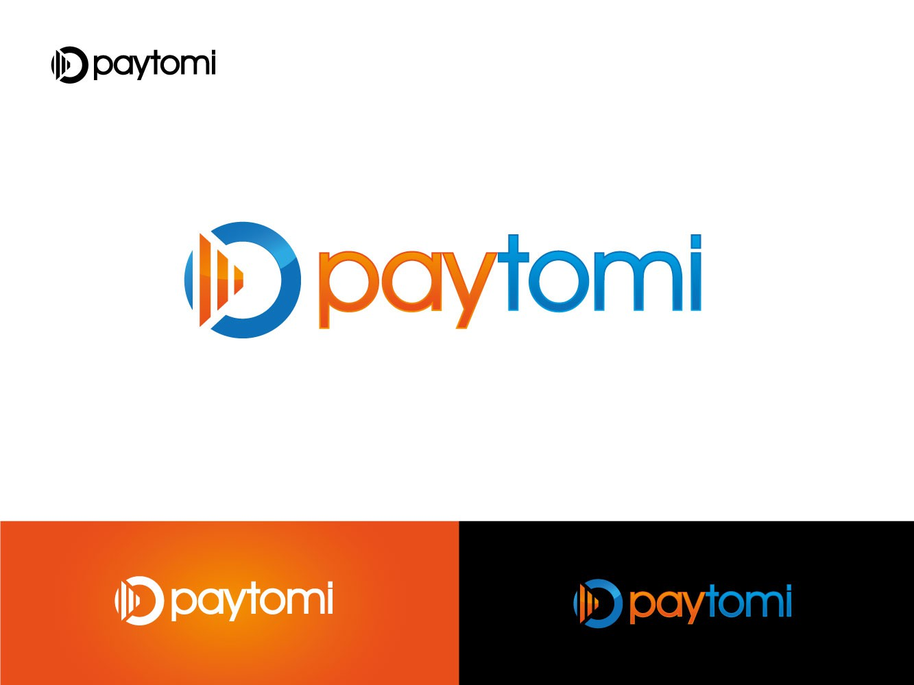 Help Paytomi with a new logo