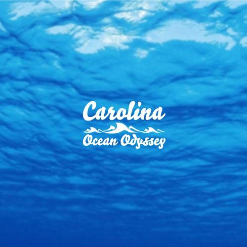 Logo Design for Carolina Ocean Odyssey