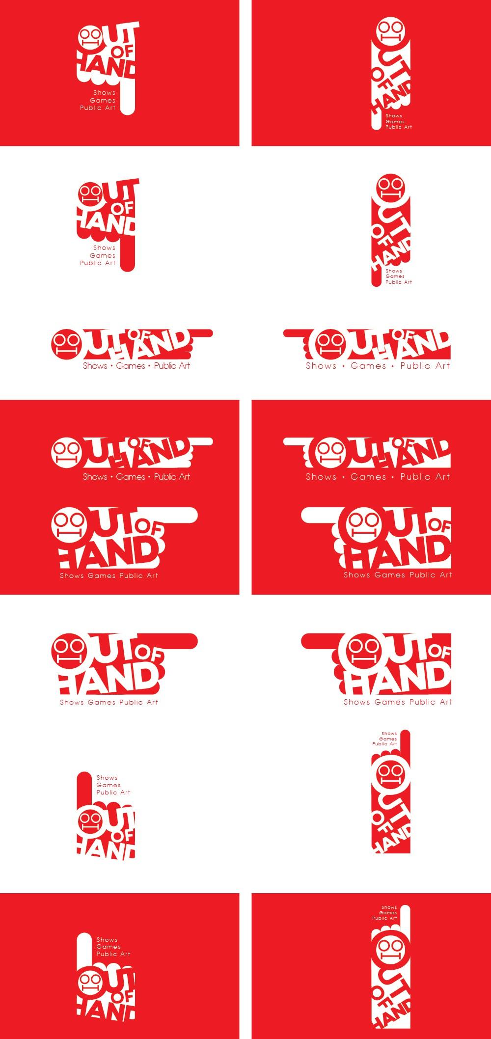 Update logo design for an innovative arts organization