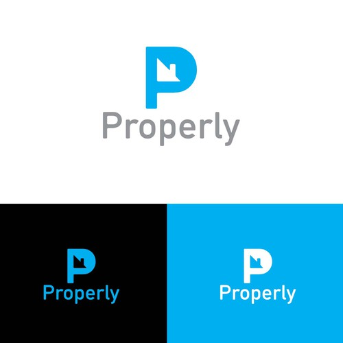 Logo Concept for Properly