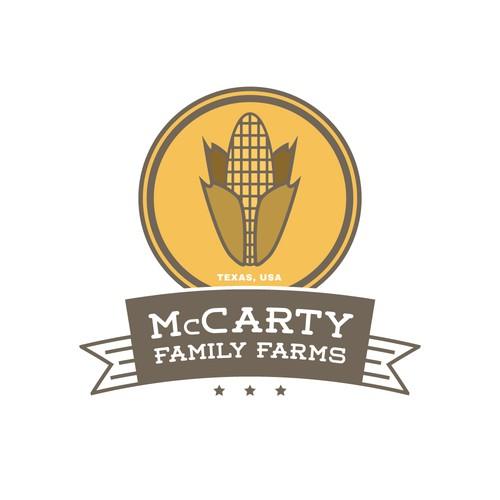 Logo Concept for Family Farm
