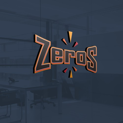 Zeros Twitch Streamer Logo!