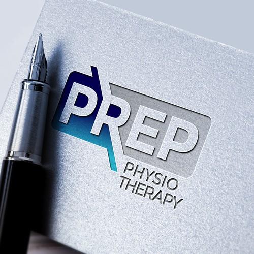 Physio Therapy logo branding