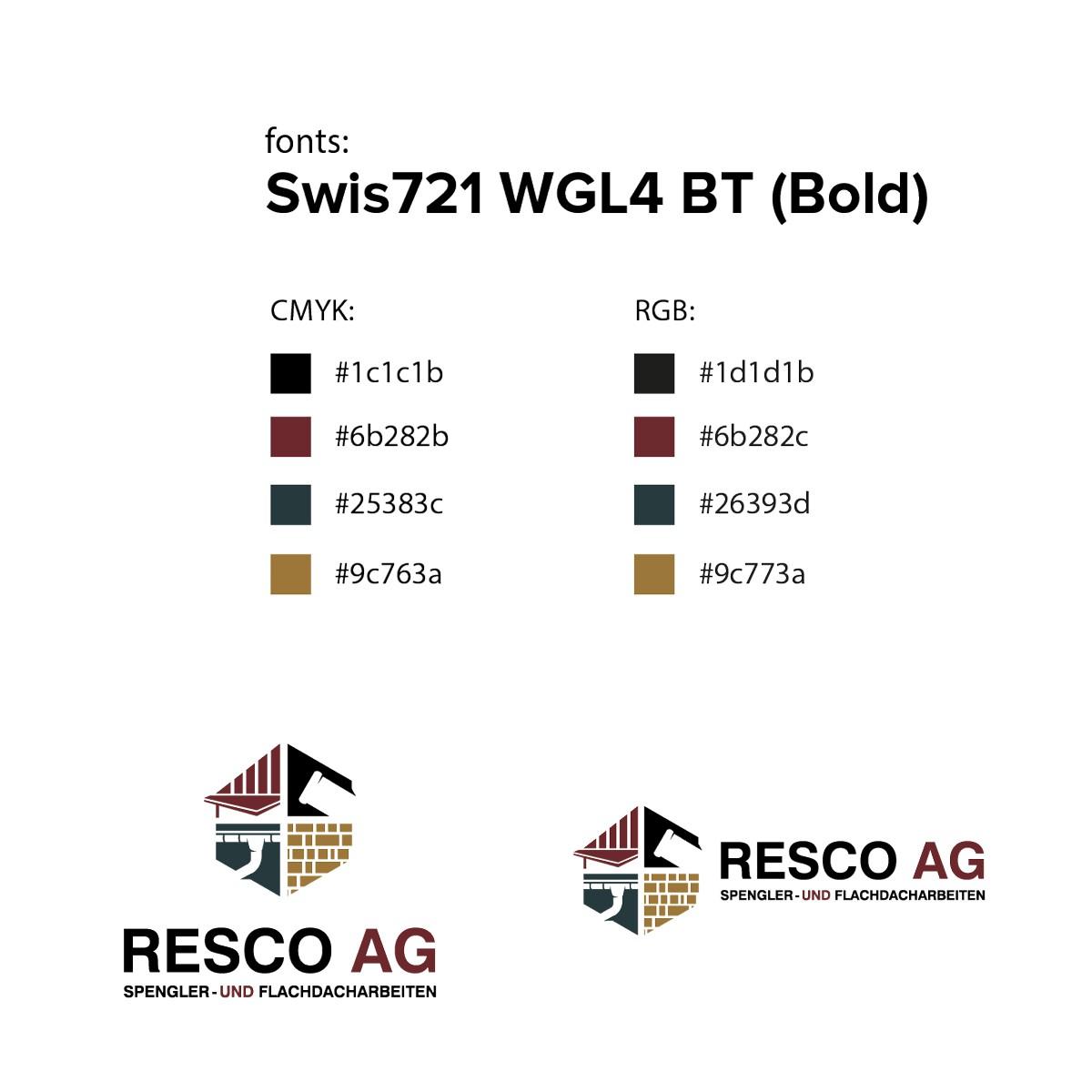 Erstelle ein modernes, Innovatives Logo für die Asco AG