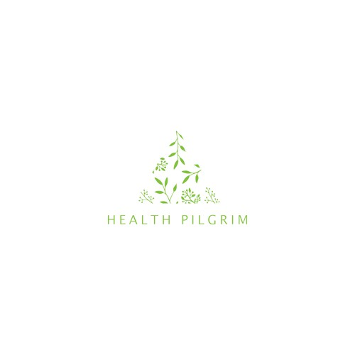 Logo design for Health Pilgrim