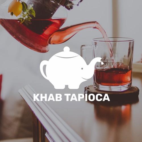 Tea logo KHAB Tapioca