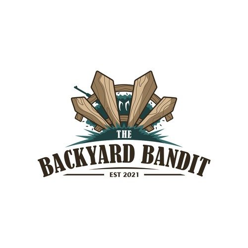 Logo for Backyard Bandit