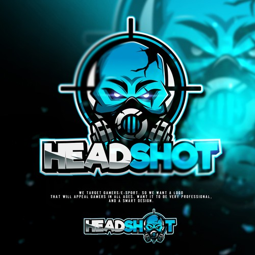 """Headshot"" needs an AWESOME logo!"
