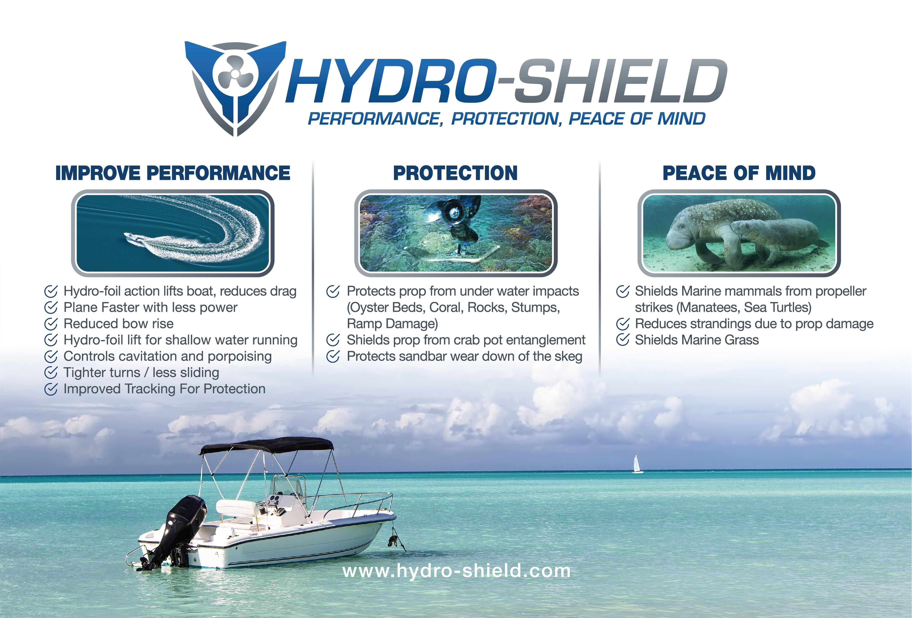 Hydro-Shield Tradeshow Backdrop Design