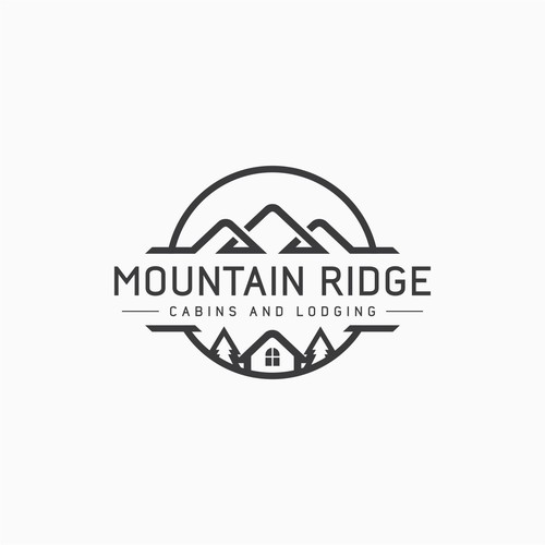 Mountain Ridge Logo