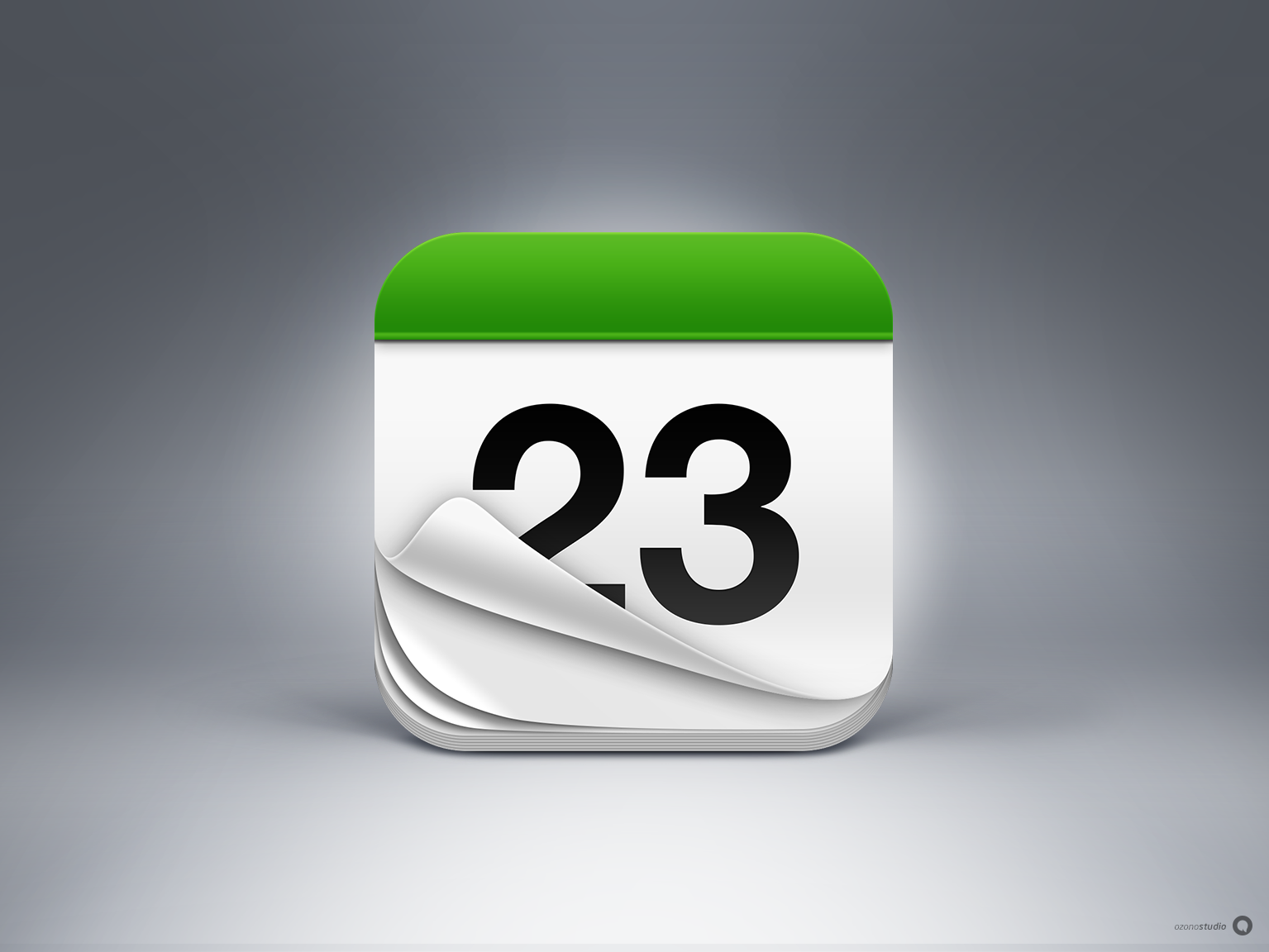 iPhone Calendar App needs a refreshed app icon!