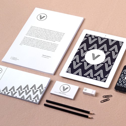 Brand Identity for Vivix