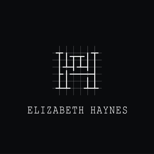 Create the next logo for EH (my initials - Elizabeth Haynes)